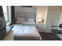 Ensuite double studio room fully furnished- £100 pw (bills inclusive)