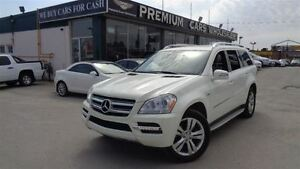 2011 Mercedes-Benz GL-Class GL350 Diesel, Clean Carproof, Two To
