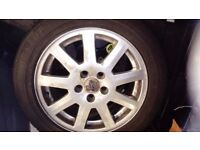 "Ford Mondeo 16"" Alloy 5stud"