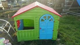 Outside kids toys
