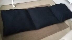 ikea komisk triple cushion