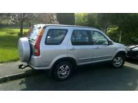 Honda CRV 2002 2ltr petrol 4x4