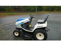 mower ride on