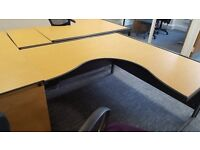 FREE OFFICE FURNITURE - Need to collect asap.
