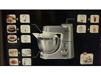 Bargain! colour Silver TEFAL KITCHEN MACHINE
