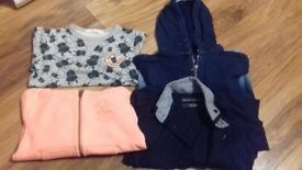 CLOTHES FOR A BOY SIZE 4-6 YEARS