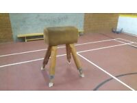 Victorian Style Pommel Horse: in great condition