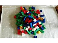 Mega blocks like duplo lego