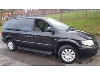 Chrysler Grand Voyager 2006 Auto Petrol 3.3 STOW N GO DVD player