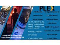 Plex VoD Subscription