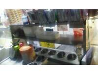 Fried ice cream machine commercial sale