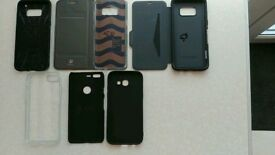 Various mobile phone cases