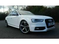 Audi a4 s line black edition automatic