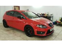 !!57K MILES!! 2011 SEAT LEON CUPRA R TSI / MOT JANUARY 2019 / FULL SERVICE HISTORY / FULLY LOADED