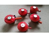 Calor Gas Regulator --- Red --- Propane --- £5