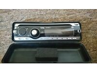 LG Car Stereo CD MP3 Player Receiver. Model: LAC4700R