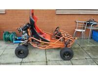 Off road buggy go kart