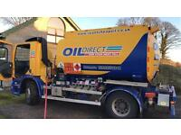 2005 Foden 250 Fuel Oil Tanker