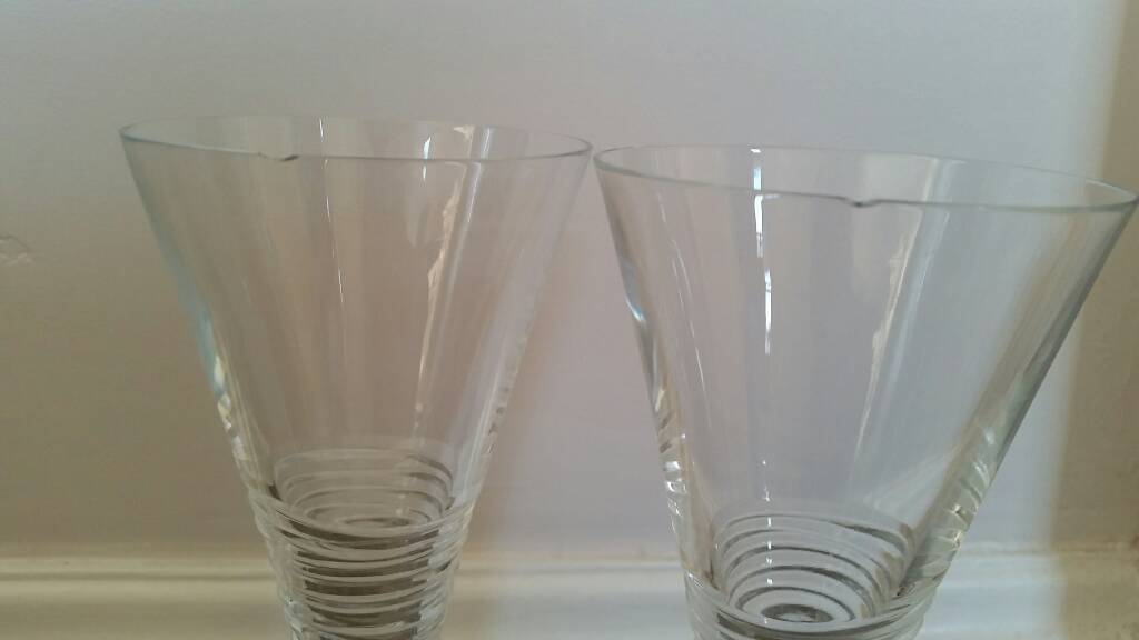 Jasper Conran Champagne Flutes X2 In Timperley Manchester Gumtree