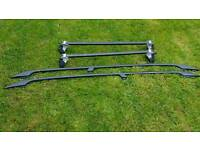 Mk4 astra van or estate roof bars and rails
