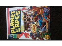 Spiderman Hulk Superman Avengers Planet if the Apes and Dracula comics 1973 1974 and 1975 comics