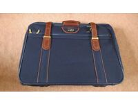 Brand New Antler Navy Suitcase
