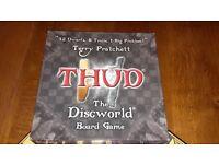 THUD - a Discworld board game