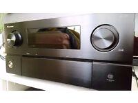 Pioneer sc lx83,7.1,3D home cinema receiver