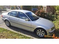 Bmw 320i se with long mot open to swap