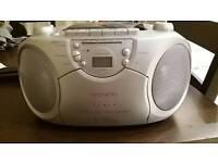 Daewoo CD & tape & radio player