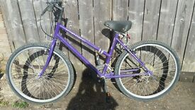 townsend tx350 ladies bike 21 speed gears good working order