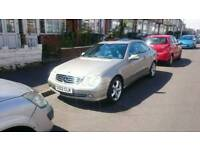 Mercedes CLK320 AVANTGARDE, auto excellent condition, CLK number plate!!!!!!! QUICK SALE NEEDED.
