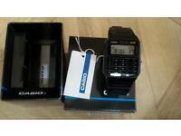Casio calculator watch brand new