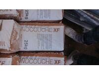 25kg bags of monocouche off white render