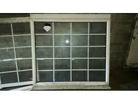 Upvc windows (none opening)