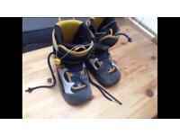 SALOMON WOMEN'S SNOWBOARD BOOTS UK 5
