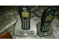 Twin phones