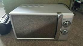 Russel hobbs microwave only a few weeks old
