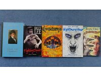 5 Books, Good condition, Must go as soon as possible, Contact me soon as, Cheap price All 5 for £5