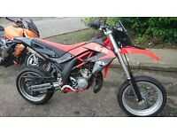 ****REDUCED!!! OPEN TO OFFERS!**** Aprilia sx125cc