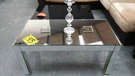 Mirror coffee table brand new