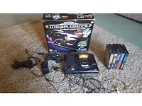 Original Sega Mega Drive