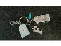 Brand New Tatty Teddy Me to You Keyring