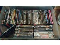 55 Dvd collection