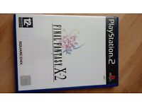 Final Fantasy X-2 Ps2