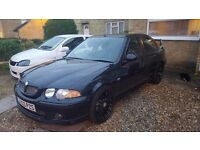Mg zs 180 ££££'s spent!! Long mot!! Must see!!