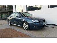 Saab 9-3 1.9 TiD Vector Sport 4dr   Automatic   1 Former Keeper   Leather   Sensors