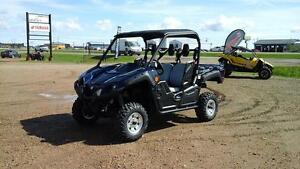 Side by side buy or sell used or new atv in saskatoon for Yamaha viking 3 seater