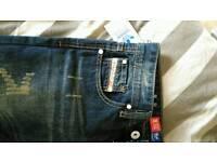 Adidas diesel jeans