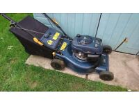 5.5 hp Self Propelled Lawn Mower For Sale!